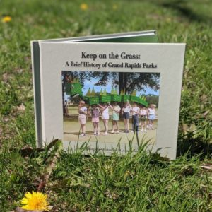 Keep on the Grass Book