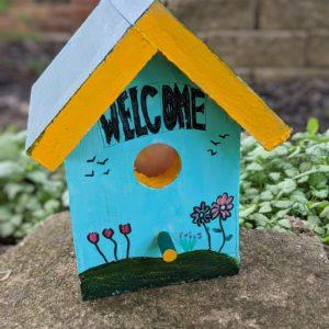 Birdhouse Project by Richard App