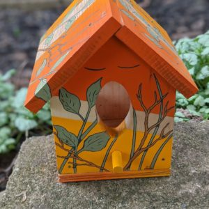 Birdhouse Project by Nick Nortier