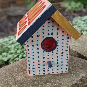 Birdhouse Project by Katherine Williams