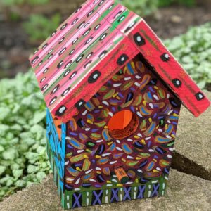 Birdhouse Project by Sara Jean Anderson