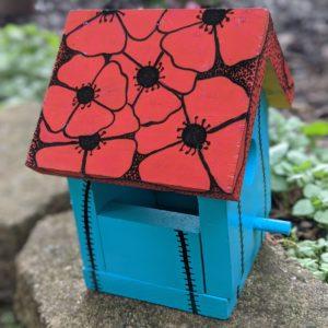 Birdhouse Project by Alynn Guerra
