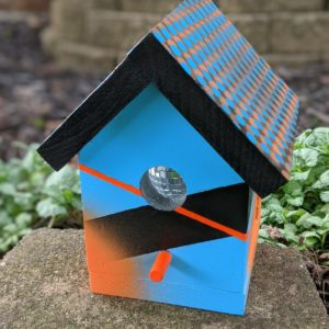 Birdhouse Project by Tommy & Michael