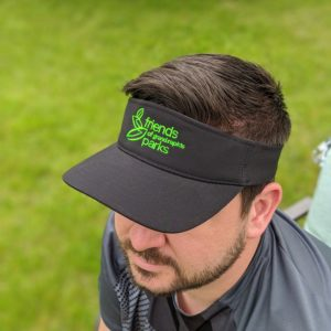 Friends Visor