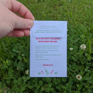 Bloom Seed Packet