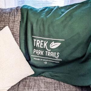 Park Trail Blanket